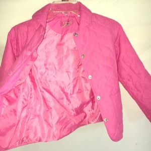 Other - A pretty pink jacket